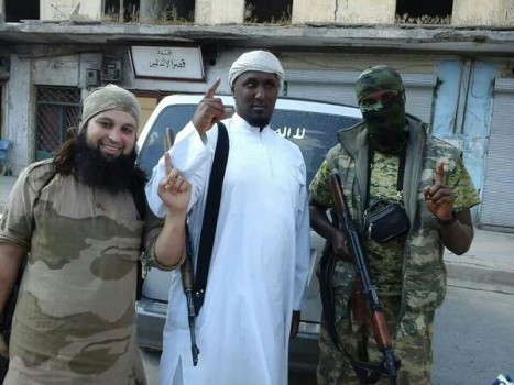 Groninger sluit zich aan bij ISIS in Syrië - OOG Radio en