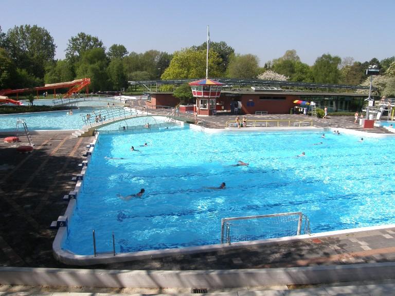 Openingstijden Zwembad Kardinge.Zwembad De Papiermolen Anderhalf Jaar Op De Schop Oog