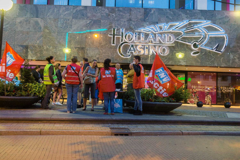 Parkeren Holland Casino Breda