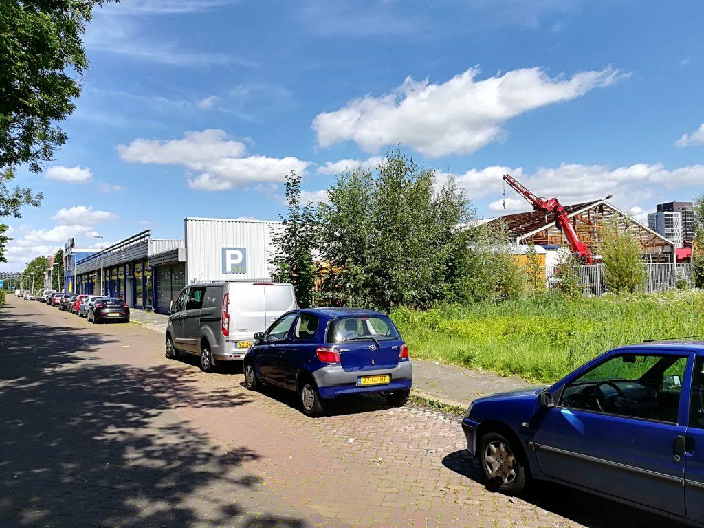 Woldring Meubel Groningen : Sloop pand woldring aan de friesestraatweg van start oog radio