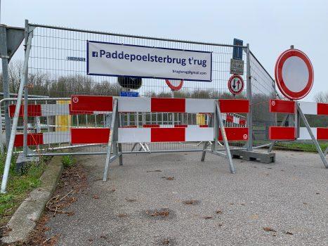 """""""Rijkswaterstaat maakt herstel Paddepoelsterbrug onnodig ingewikkeld"""""""
