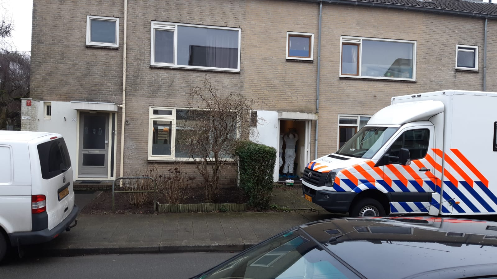 onderzoek woning Kometenstraat
