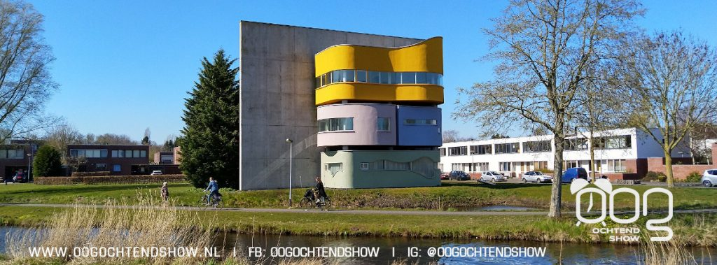 OOG Ochtendshow header, Wallhouse II, foto door Rick van der Velde