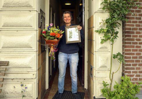 'Wadapatja' en 'De herinnerde soldaat' winnaars Beste Groninger Boek