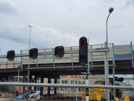 """Spoorwerkzaamheden Europapark op schema: """"Lampjes van de seinen branden"""""""