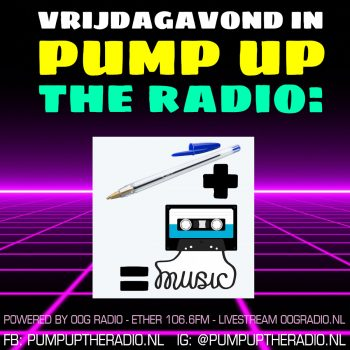 Pump Up the Radio - Tech & Trends - Muziekcassette